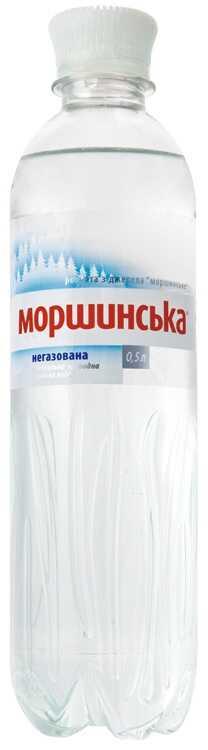 Моршинска не газ. 0.5л доставка Напої, замовити Напої