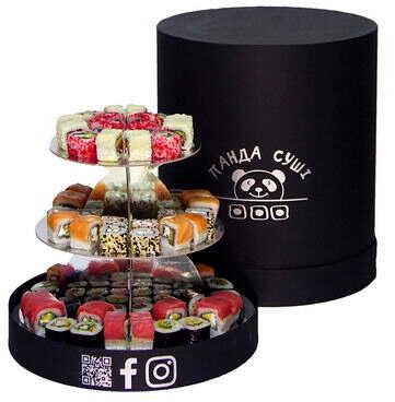 Суші торт ROYAL доставка Суші торти, замовити Суші торти