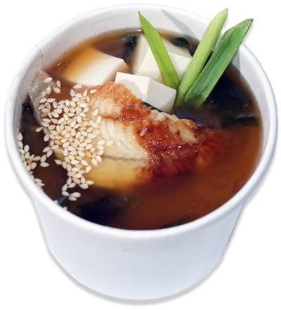 Місо суп з вугрем доставка Супи, замовити Супи