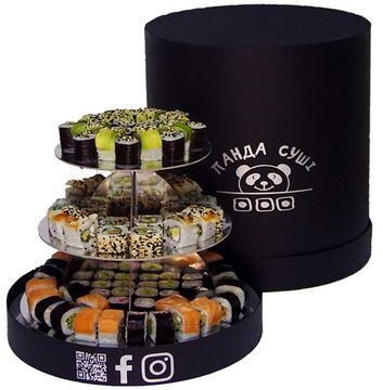 Суші торт IMPERIAL доставка Суші торти, замовити Суші торти